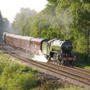 National-Railway-Museum-locomotive-GREEN-ARROW-c-STEVE-TAYLOR